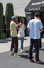 KENDALL JENNER Out  in West Hollywood 06/17/2017