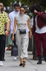 KENDALL JENNER Out with Friends in New York 06/02/2017