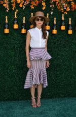 KERI RUSSELL at Veuve Cliquot Polo Classic in Jersey City 06/03/2017