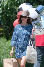 KERI RUSSELL Out and About in Brooklyn 06/10/2017