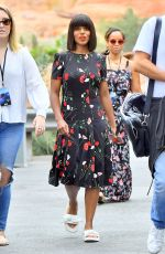 KERRY WASHINGTON Out and About in Los Angeles 06/10/2017