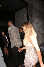 KHLOE KARDASHIAN Arrives at Her Surprise Birthday Party in Los Angeles 06/25/2917