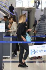 KHLOE KARDASHIAN at LAX Airport in Los Angeles 06/04/2017