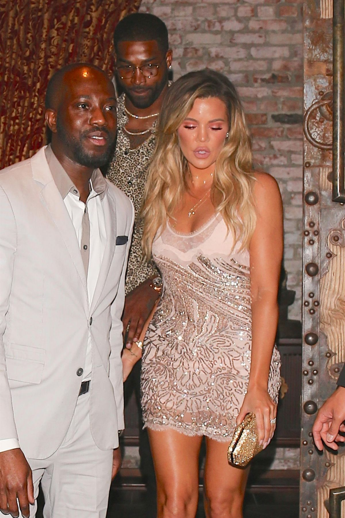 Khloe Kardashian Leaves Her Rd Birthday Party In West Hhollywood