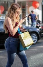 KHLOE KARDASHIAN Out and About in West Hollywood 06/01/2017