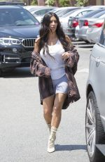 KIM KARDASHIAN Out and About in Calabasas 06/22/2017