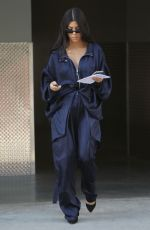 KIM KARDASHIAN Out and About in Los Angeles 06/13/2017