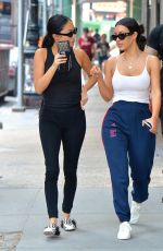 KIM KARDASHIAN Out and About in New York 06/13/2017