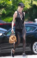 KIMBERLY STEWART Out and About in Studio City 06/25/2017