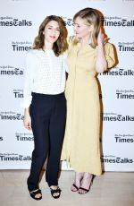 KIRSTEN DUNST and SOFIA COPPOLA at New York Times Presents Screentimes with Sofia Coppola & Kirsten Dunst in New York 06/19/2017