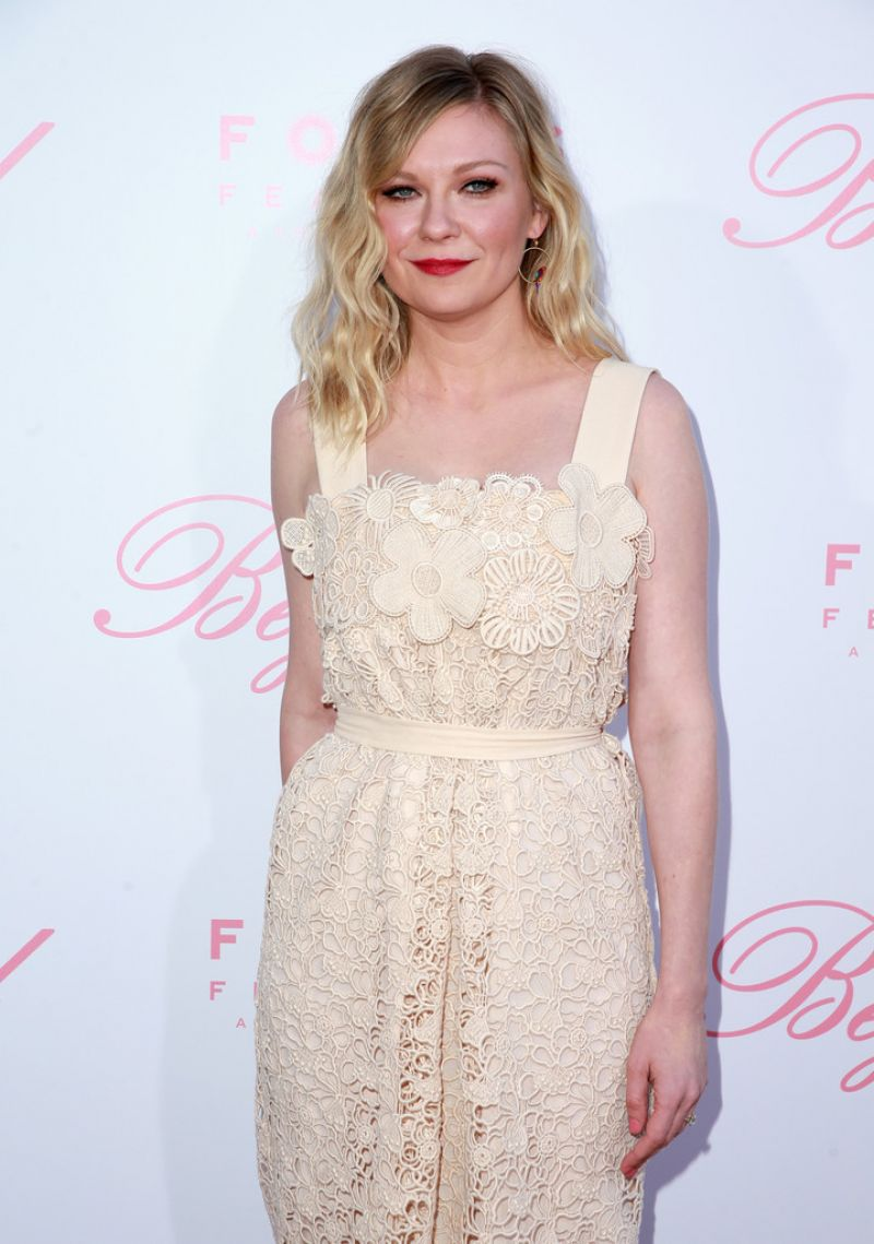 KIRSTEN DUNST at The Beguiled Premiere in Los Angeles 06/12/2017