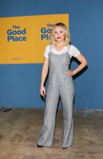 KRISTEN BELL at The Good Place FYC Event in Los Angeles 06/12/2017