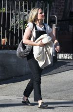 KRISTEN BELL Out and About in Los Feliz 06/14/2017