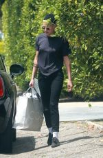 KRISTEN STEWART Out and About in Los Angeles 06/06/2017