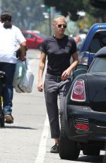 KRISTEN STEWART Out and About in Los Feliz 06/05/2017