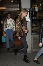 KRISTEN STEWART and STELLA MAXWELL Out for Dinner at Caviar Kaspia in Paris 06/13/2017