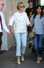 KRISTEN WIIG at BBC Studios Promote Her Despicable 3 Movie in London 06/21/2017