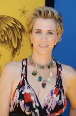 KRISTEN WIIG at Despicable Me 3 Premiere in Los Angeles 06/24/2017