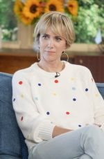 KRISTEN WIIG at This Morning TV Show in London 06/29/2017
