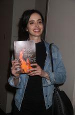 KRYSTEN RITTER at New York City Book Expo 06/04/2017