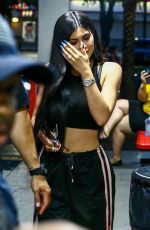 KYLIE JENNER Arrives at Miami Flinga Licking in Miami 06/06/2017