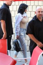 KYLIE JENNER Out and About in Los Angeles 06/15/2017