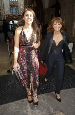 LACEY TURNER at British Soap Awards in Manchester 06/03/2017
