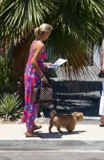 LADY VICTORIA HERVEY Out and About in Palm Springs 06/13/2017