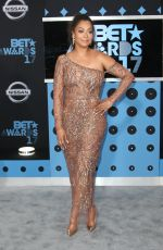 LALA ANTHONY at BET Awards 2017 in Los Angeles 06/25/2017