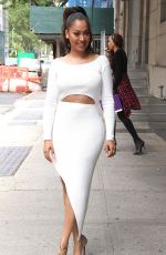 LALA ANTHONY Out in New York 06/27/2017