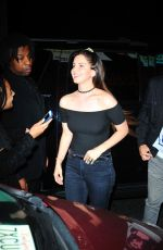 LANA DEL REY Arrives at Her 32nd Birthday Party in Los Angeles 06/22/2017