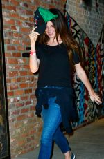 LANA DEL REY Out for Dinner at Tao in Los Angeles 06/20/2017