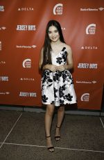 LANDRY BENDER at Jersey Boys Opening Night in Los Angeles 05/18/2017