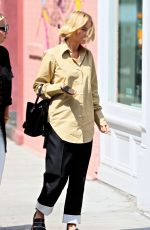 LARA BINGLE Out and About in New York 06/15/2017