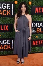LAURA GOMEZ at Orange in the New Black Season 5 Premiere Party in New York 06/09/2017