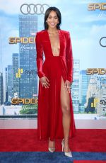 LAURA HARRIER at Spiderman: Homecoming Premiere in Los Angeles 06/28/2017