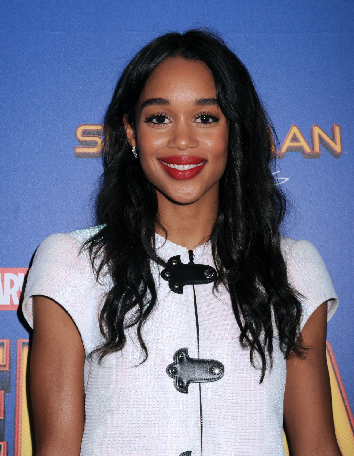 LAURA HARRIER at Spide...