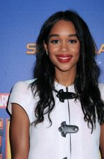 LAURA HARRIER at Spiderman: Homecoming Premiere in New York 06/26/2017