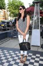 LAUREN SILVERMAN Arrives at Sarm Studios in London 06/19/2017