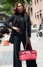 LAVERNE COX Out and About in New York 06/15/2017