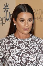 LEA MICHELE at Inspiration Awards in Los Angeles 06/02/2017