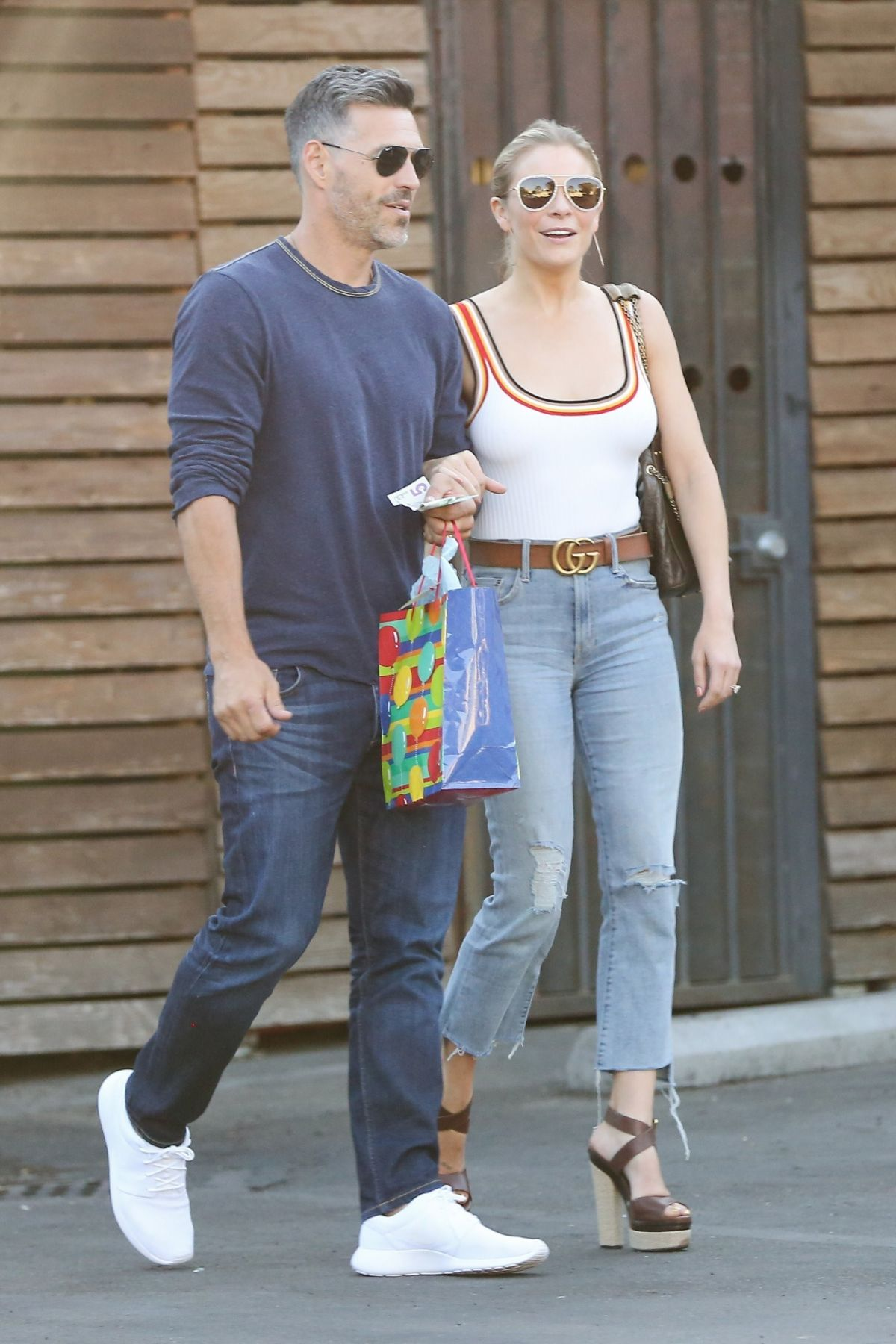 LEANN RIMES Out and About in Calabasas 06/18/2017