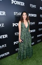 LELA LOREN at Power Season 4 Screening and Party in West Hollywood 06/23/2017