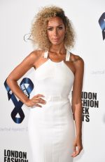 LEONA LEWIS at One for the Boys Gala in London 06/09/2017