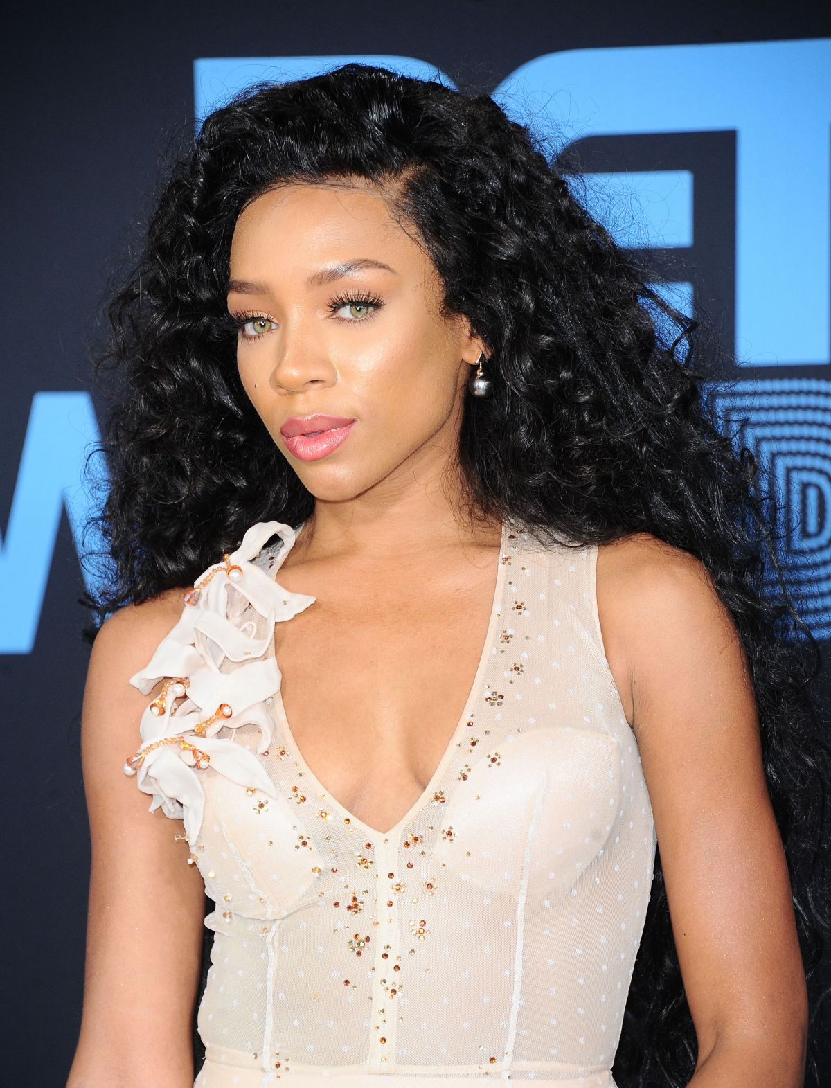 LIL' MAMA at BET Awards 2017 in Los Angeles 06/25/2017 ...