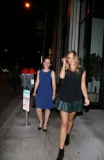 LILI SIMMONS at Catch LA in West Hollywood 06/05/2017