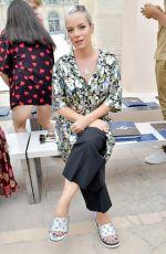 LILY ALLEN at Louis Vuitton Fashion Show in Paris 06/22/2017