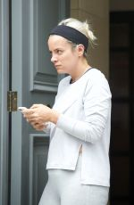 LILY ALLEN Out and About in London 06/15/2017