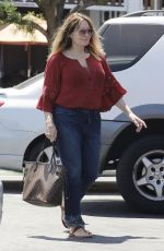 LINDA KOZLOWSKI Out and About in Los Angeles 06/18/2017