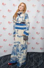 LINDSAY LOHAN at Iftar Hosted by One Family in London 06/13/2017